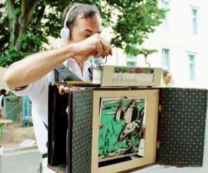 Lez\'arts d\'été - Macao & Cosmage Miniature