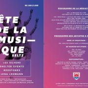 Fête de la Musique 2018 à Seltz