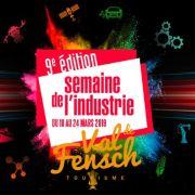 La Semaine de l\'Industrie avec Val de Fensch Tourisme