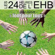 Foot pour tous : 24h de foot à Balschwiller