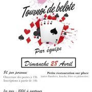 Tournoi de Belote