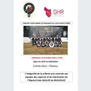 Concert de solidarité pour le personnel soignant de Mulhouse