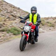 La moto : la bonne posture