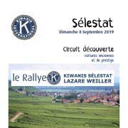 Rallye Kiwanis Sélestat Lazare Weiller