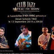 Amati Schmitt : trio de jazz manouche