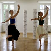 Finissage dansé de l'exposition Oeuvre vives