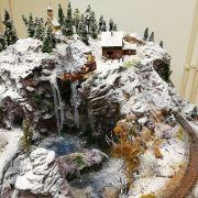 Exposition de Noël : Modélisme et objets ferroviaires
