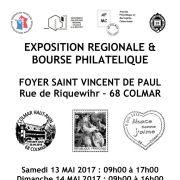 Exposition régionale et bourse philatélique