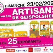 Salon des Artisans 2020 Geispolsheim