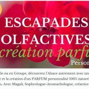 Balades olfactives & Création de parfum