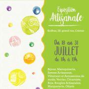 Exposition-vente artisanale