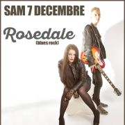 Rosedale (blues rock) + Smoking Kills