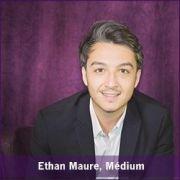 Ethan Maure Dorothée Lancelot médiumnité en salle