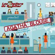 Agatha Blouse