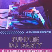 Fête de la Musique au Cinéma Vox