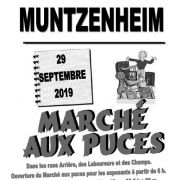 Marché aux Puces Muntzenheim