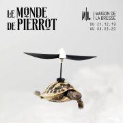 Emmanuel Pierrot débarque à la Bresse