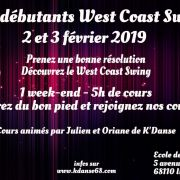 Stage découverte West Coast Swing