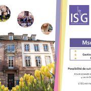 Journée d\'informations à l\'ISG Strasbourg