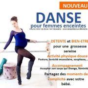 Danse prénatale - Danse pour femmes enceintes