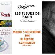 Les fleurs de Bach et ses Elixirs floraux
