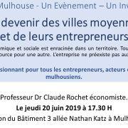 Le devenir des villes moyennes et de leurs entrepreneurs