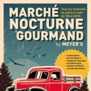 Marché Nocturne Gourmand