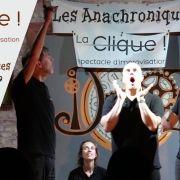 Les Anachroniques de Dooz : la Clique ! au clair de Lune