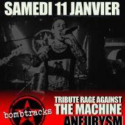 Bombtracks, tribute to RATM + Aneurysm tribute to Nirvana