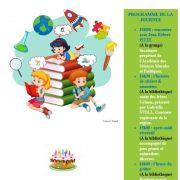 10 ans de la Bibliothèque Municipale de Fortschwihr