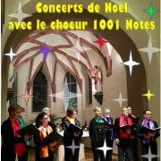 Chorale 1001 Notes - Chants de Noël
