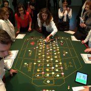 Michel Aubry - Der grosse Spieler : ein Bild der Zeit