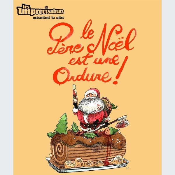 Le p re no l est une ordure strasbourg spectacle for Cabaret onirique
