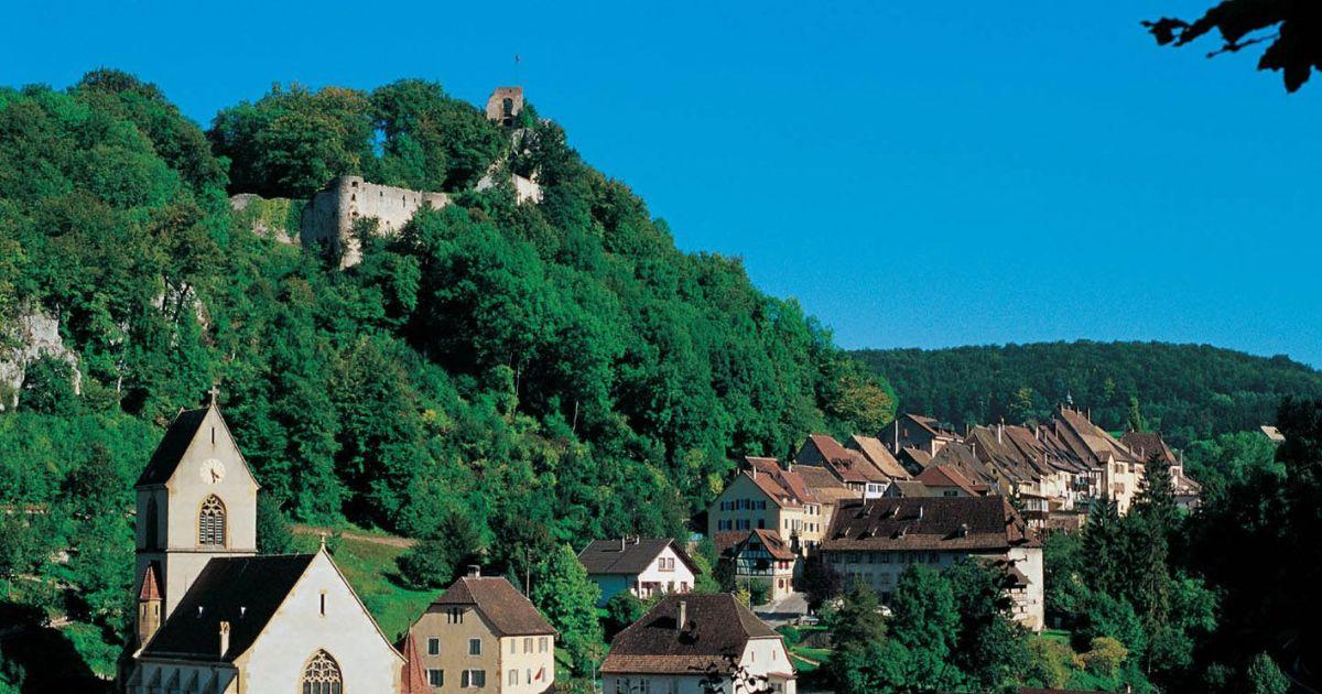 Visites de ferrette visite guid e office de tourisme du sundgau - Office du tourisme altkirch ...