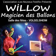 Willow, le magicien des ballons