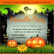 Citrouille Party