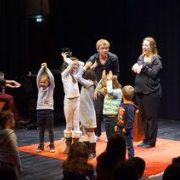 Atelier duo adulte/enfant - Théâtre d\'impro - 6/11 ans