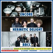 Encore + Hermetic Delight + BBCC