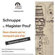 Schnuppe et Magister Pour