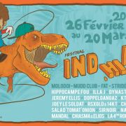 Festival Ind\'Hip\'Hop #7 // RSXGLD & 14kt + La 4ème Roue