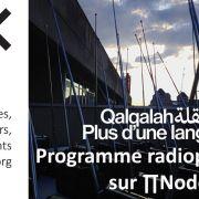 Programme radiophonique - Node