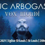 Luc Arbogast // Eglise Saint-Louis