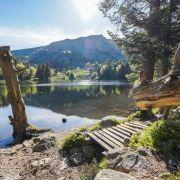 Randonnée des 4 lacs  à la journée