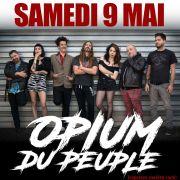 Opium du Peupl chez Wood Stock Guitares Ensisheim