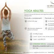 Yoga et bien-être au Domaine du HIRTZ