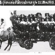 Alsace, 1918 - Vies après la guerre