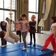 Atelier duo - Cirque 3/5 ans