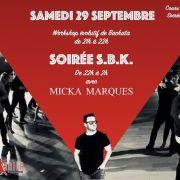 Workshop Bachata + soirée S.B.K.
