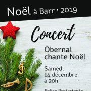 Obernai Chante Noël