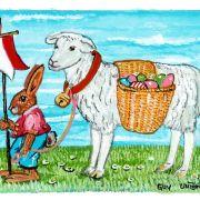 Pâques à Turckheim